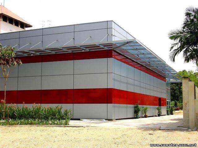 مصنع الكلادينج